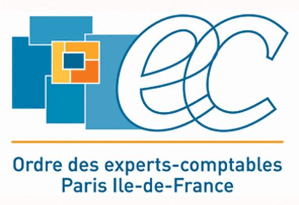 Site web des Experts comptables de la région Paris/Ile-de-France